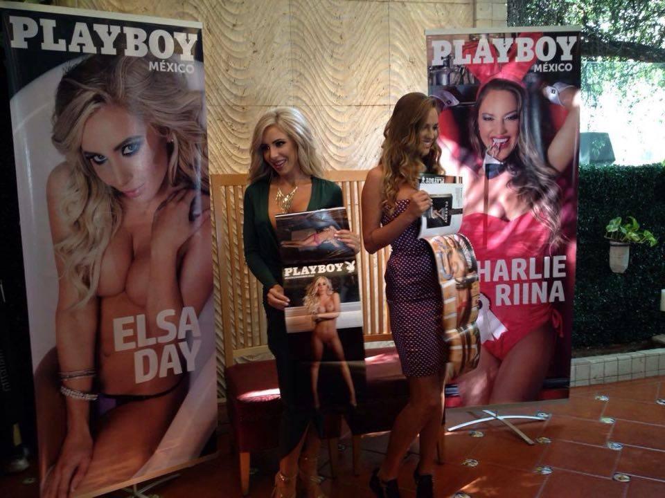 Playboy Mex Diciembre 2015