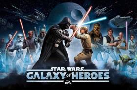 STAR WARS: GALAXY OF HEROES SE EXPANDE CON PERSONAJES INSPIRADOS POR STAR WARS: THE FORCE AWAKENS