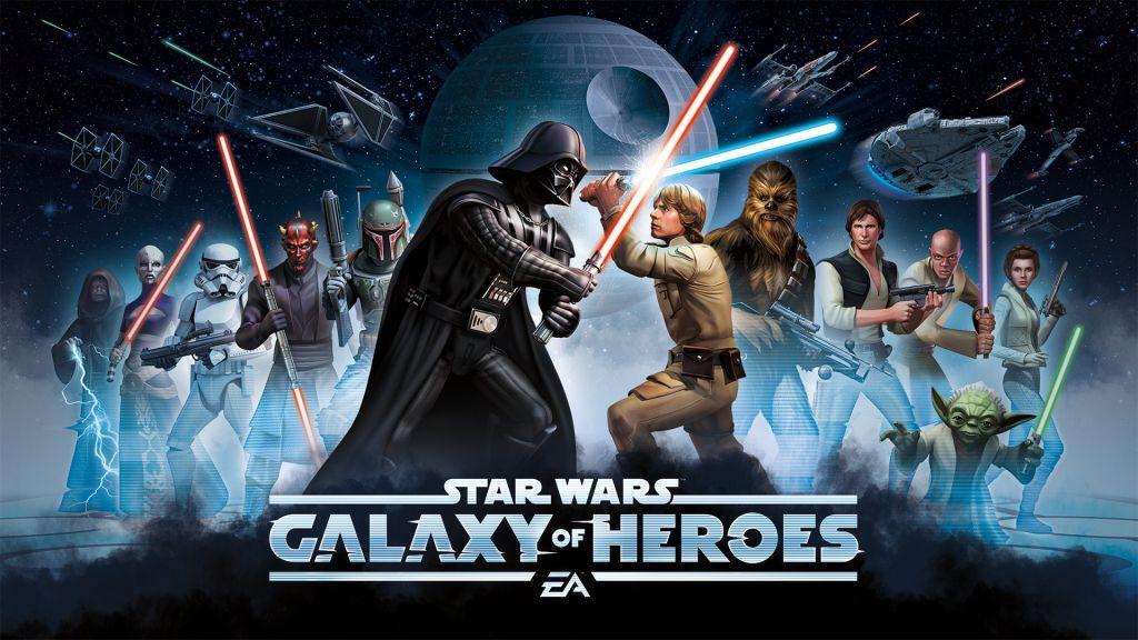 Star Wars- Galaxy of Heroes