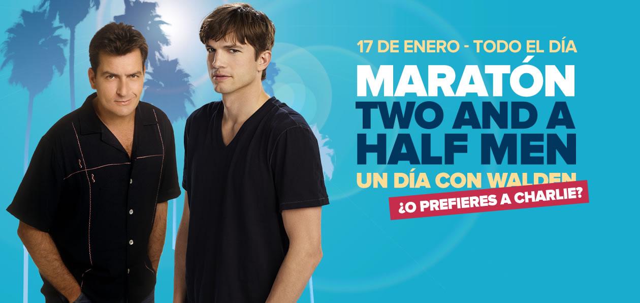 Maraton Two and half men 2016