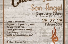 3er. CAFÉ & CHOCOLATE FEST