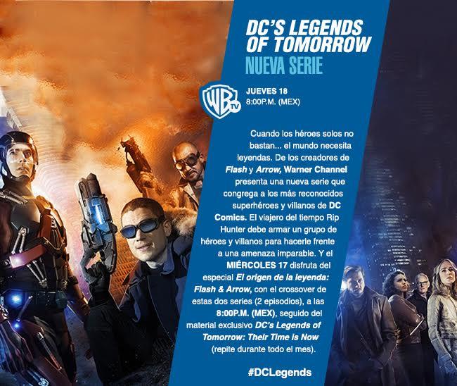 DC Legends Tomorrow 1