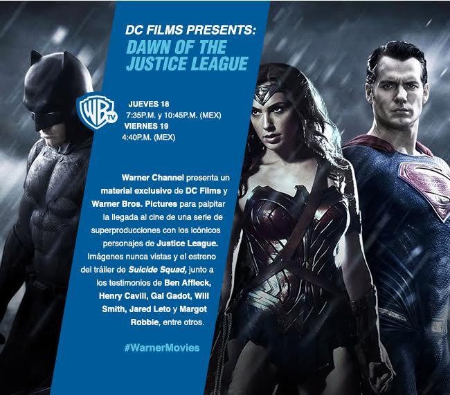 Justice League Warner