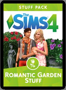 Los Sims 4 Romantic Stuff Pack