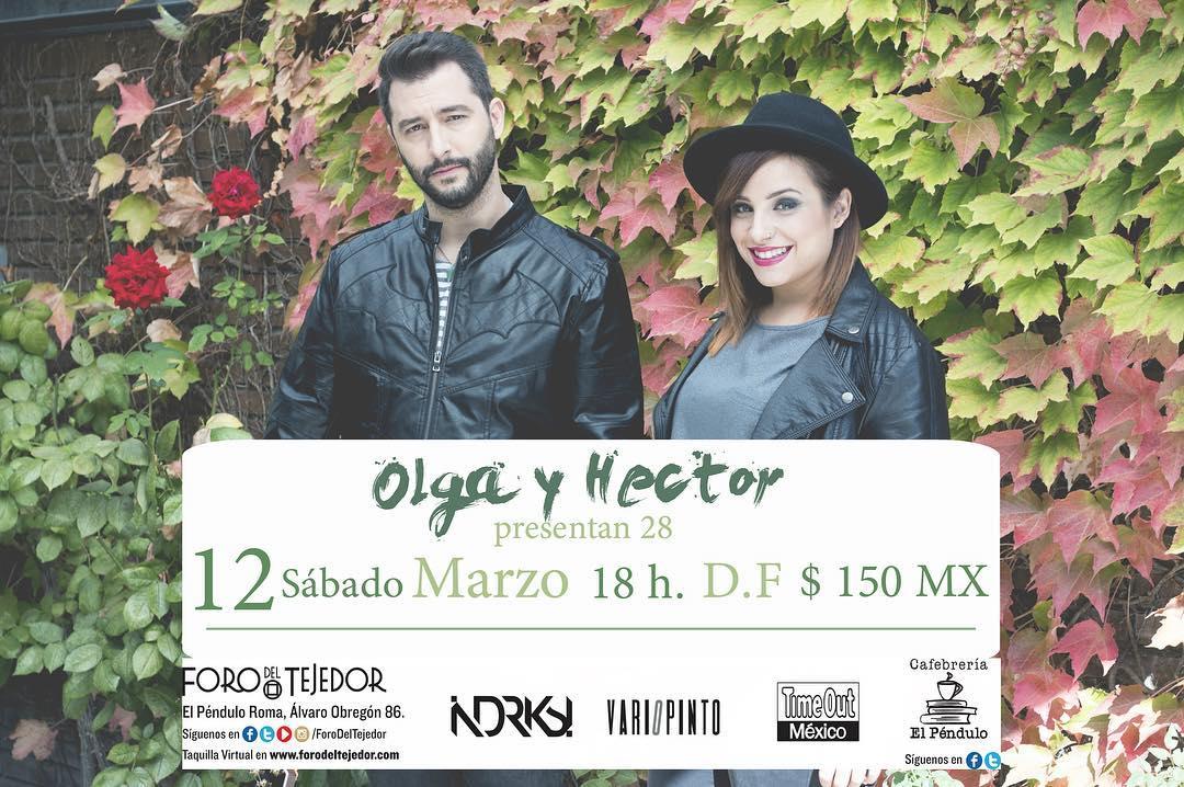 Olga y Hector Foro del Tejedor