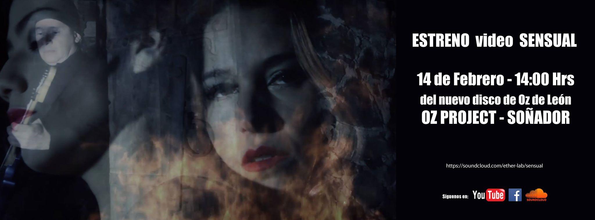 SENSUAL- ESTRENO VIDEO