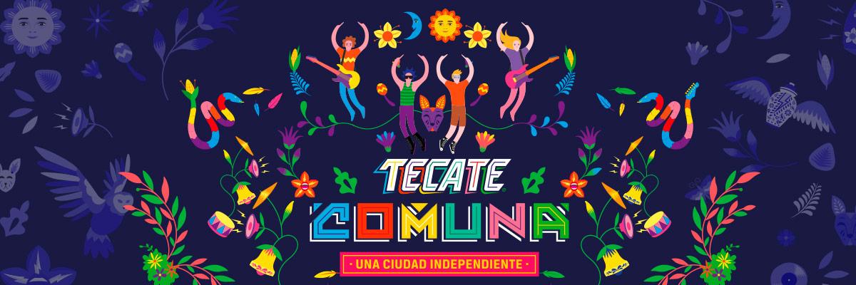 RAZONES PARA NO PERDERSE EL FESTIVAL TECATE COMUNA