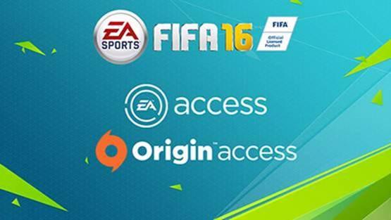 FIFA 16 Access