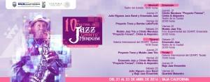 Festival de Jazz 2016 Estatal