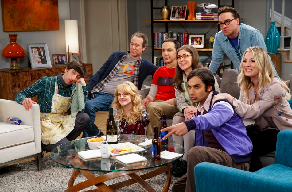 "WARNER CHANNEL SE PREPARA PARA EL REGRESO DE ""THE BIG BANG THEORY"""