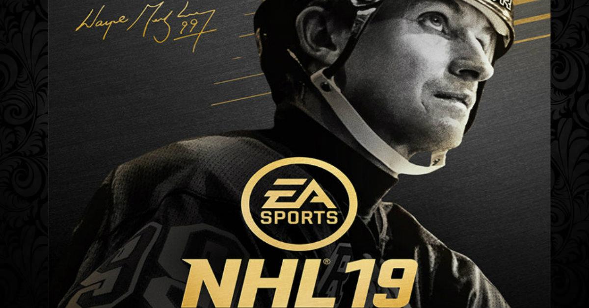 """EA SPORTS NHL 19 HONRA A THE GREAT ONE CON LA EDICIÓN LIMITADA """"99 EDITION"""""""