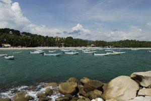 Bahía Principal Puerto Escondido