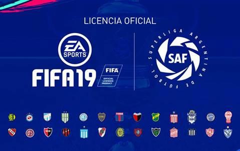 EA SPORTS™ FIFA 19 DA LA BIENVENIDA A LA SUPERLIGA ARGENTINA