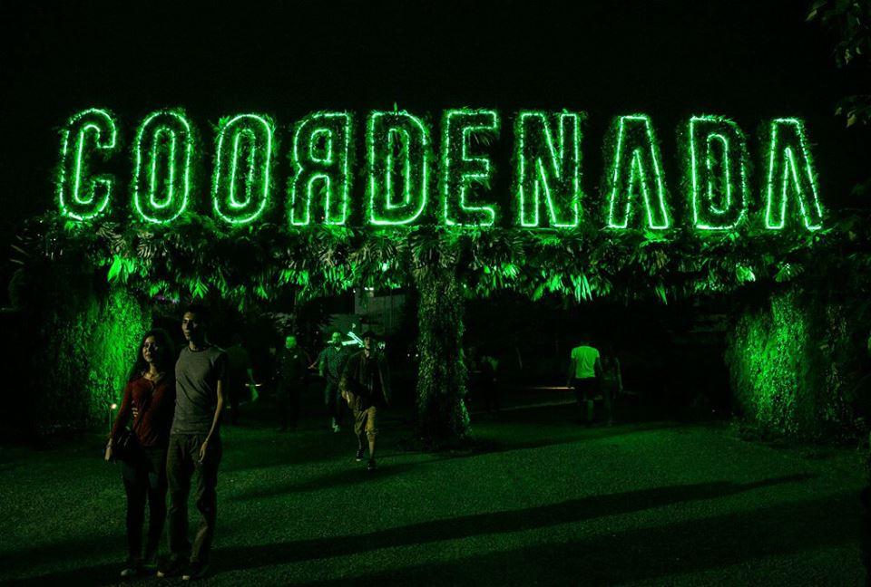 COORDENADA, EL FESTIVAL QUE LLEGÓ PARA QUEDARSE
