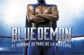 BLUE DEMON, EL HOMBRE DETRÁS DE LA MÁSCARA