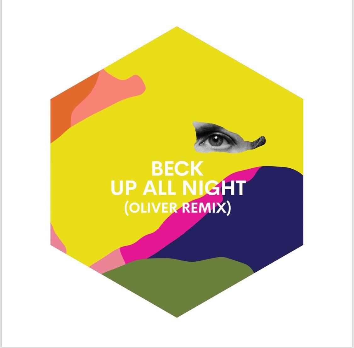 "BECK PRESENTA REMIX DE SU TEMA ""UP ALL NIGHT"""
