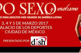 EXPO SEXO Y EROTISMO REGRESA AL PALACIO DE LOS DEPORTES