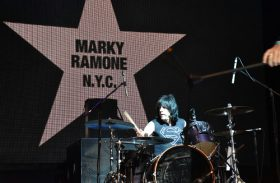 VIVE LATINO 2017. MARKY RAMONE