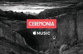 ¡APPLE MUSIC SE UNE A CEREMONIA!