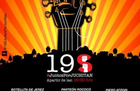 PANTEÓN ROCOCÓ SE UNE AL APOYO A JUCHITÁN