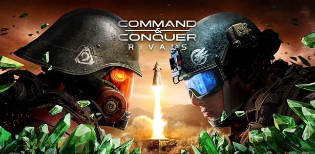 EA ANUNCIA COMMAND & CONQUER: RIVALS PARA iOS Y ANDROID