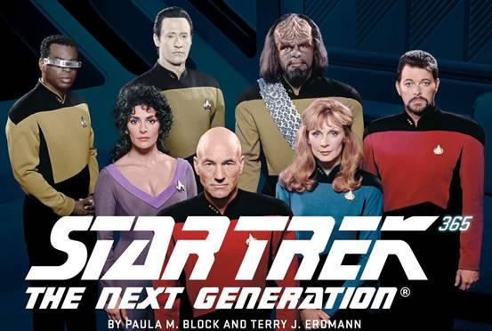 """REGRESA """"STAR TREK: THE NEXT GENERATION"""" A TRAVÉS DE LA PANTALLA DE SYFY"""