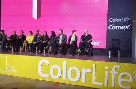 COLORLIFE DE COMEX PRESENTÓ LAS TENDENCIAS DE COLOR PARA EL 2018