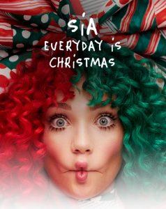 Everyday Is Christmas.Sia S Presenta Su Nuevo Album Everyday Is Christmas