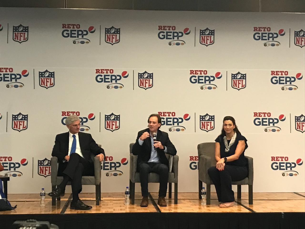 GEPP Y NFL MÉXICO CELEBRAN LA SEGUNDA EDICIÓN DEL RETO GEPP-NFL