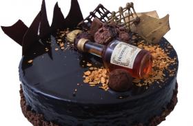 PASTELERÍAS LA ESPERANZA OFRECE EL CREPE CAKE DE HENNESSY VERY SPECIAL