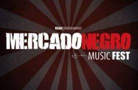 """LLEGA A LA CARPA ASTROS """"MERCADO NEGRO MUSIC FEST"""""""