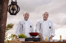 LOS HERMANOS RAUSCH LLEGAN A FOOD NETWORK