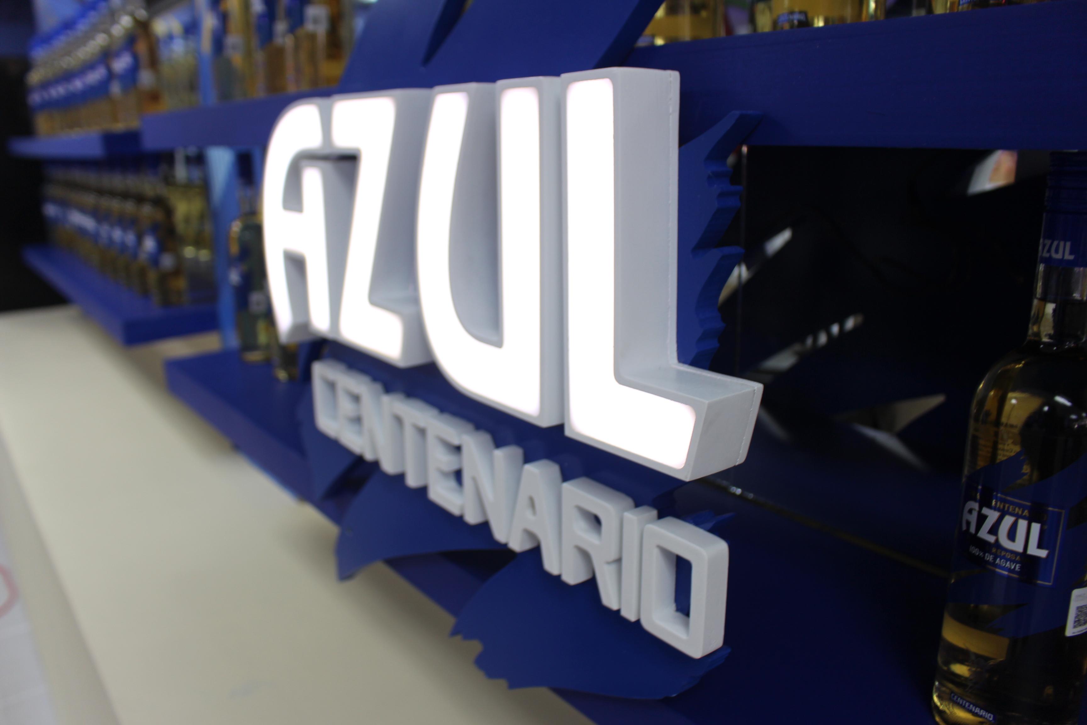 """AZUL CENTENARIO TE INVITA A CONOCER SU TIENDA """"AZUL 24/7"""""""