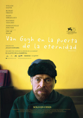 """PRÓXIMO ESTRENO DE """"VAN GOGH: EN LA PUERTA DE LA ETERNIDAD"""""""