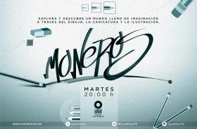 """CANAL ONCE RETRATA LA OBRA DE CARICATURISTAS,  EN SU NUEVA SERIE """"MONEROS"""""""