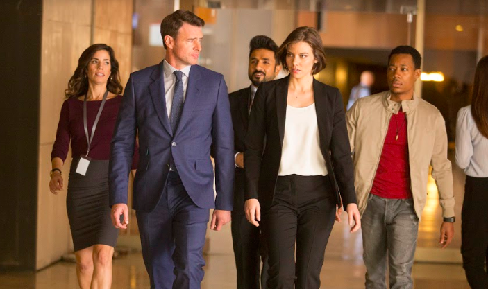"WARNER CHANNEL PRESENTA SU NUEVA SERIE ""WHISKEY CAVALIER"""
