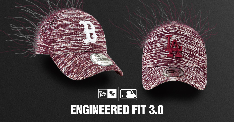 NEW ERA SORPRENDE CON ENGINEERED FIT