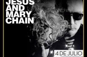 THE JESUS AND MARY CHAIN REGRESA EN SHOW EN SOLITARIO AL PLAZA CONDESA